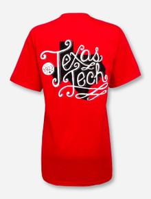 Texas Tech Scribble T-Shirt