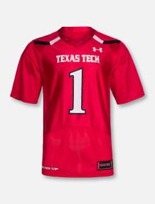 Under Armour Texas Tech #1 Jersey