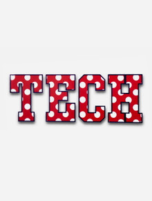 Tech Polka Dot Decal