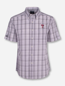 "Antigua Texas Tech ""Alumni"" Dress Shirt"