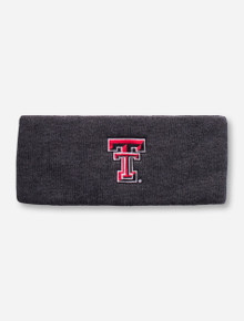 Texas Tech Double T Knit Ear Warmer