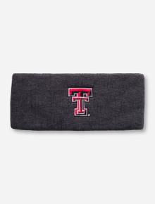 Texas Tech Double T Knit Ear Warmer