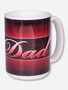 Texas Tech Dad & Double T Red & Black Coffee Mug
