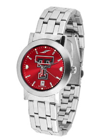 Texas Tech ST AnoChrome Dynasty Men's Watch