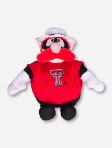 Plush Raider Red Reverse-A-Pal Football