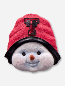 Jack Ceramic Baby Snowman Magnet