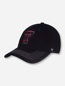 "47 Brand Texas Tech ""Game Time 47 Closer"" Stretch Fit Cap"