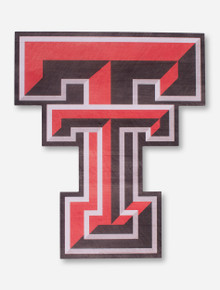 Texas Tech Large Double T Wall Hanging