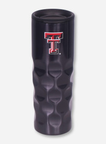 The Sculpt Texas Tech Double T Travel Tumbler