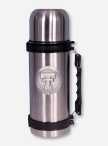 Texas Tech Emblem 32oz Thermos