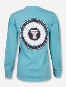 Texas Tech Lace Puff Long Sleeve Shirt