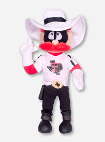 Texas Tech Raider Red Mascot Plush Toy