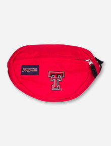 Jansport Double T Fanny Pack - Texas Tech