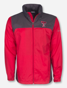 "Texas Tech Columbia ""Glennaker Lake"" Windbreaker"