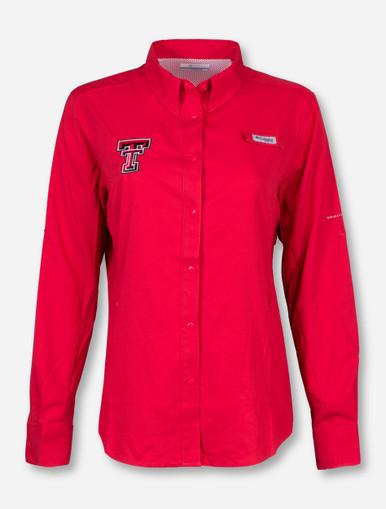 Texas Tech Red Raiders Columbia Quot Tamiami Quot Women S Long