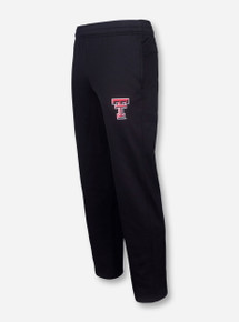 Under Armour Texas Tech Double T on Black Sweatpants