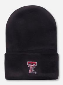 Texas Tech Double T Black INFANT Cap