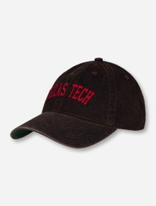 "Legacy Texas Tech ""Radius"" Scarlet Arch on Snapback Cap"