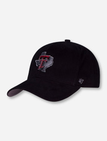 "47 Brand Texas Tech ""Pride"" YOUTH Black Cap"