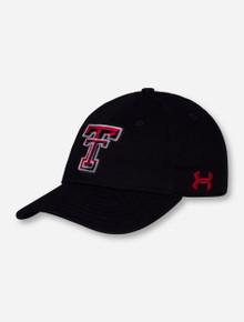 Under Armour Texas Tech Double T YOUTH Black Cap