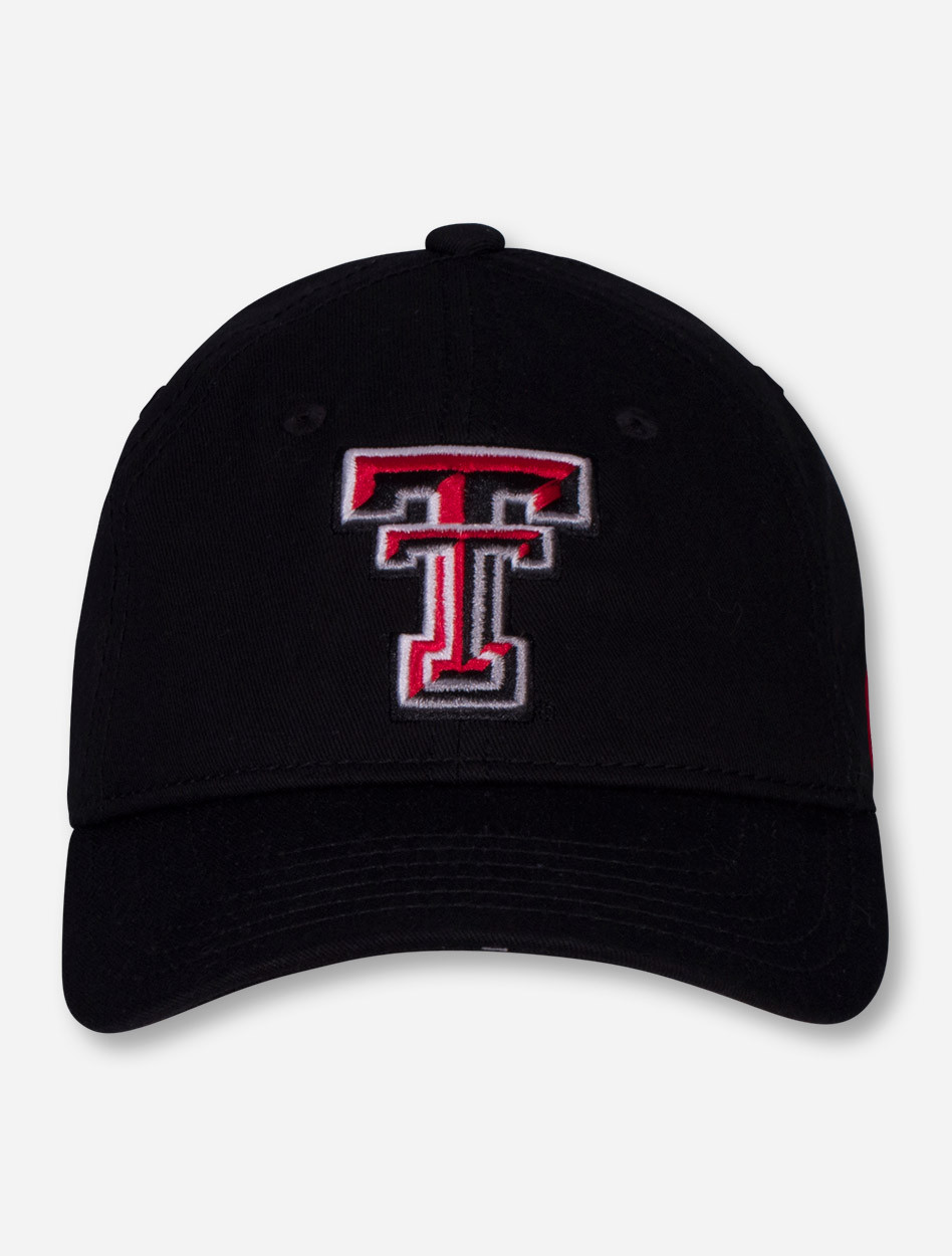 innovative design 03477 7b289 ... best price under armour texas tech red raiders double t youth black cap  499c6 345fb