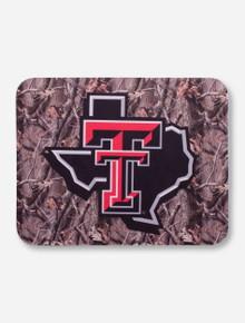 Texas Tech Lone Star Pride Camo Mouse Pad