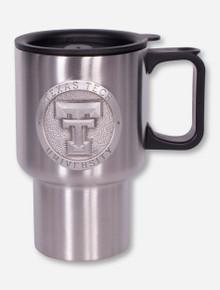 *Heritage Pewter Texas Tech Double T Travel Mug