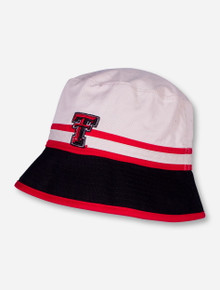 Top of the World Texas Tech Reversible Bucket Hat
