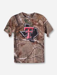 Texas Tech Lone Star Pride Camo YOUTH T-Shirt