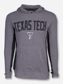 Arena Texas Tech Grey Thermal Hoodie