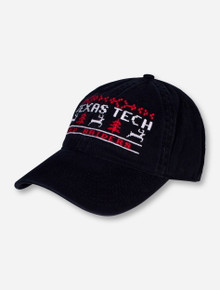 "Legacy Texas Tech ""Aspen"" Black Adjustable Cap"