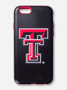 Texas Tech Double T Black and Red Phone Case