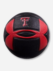 Texas Tech Under Armour Red and Black Basketball
