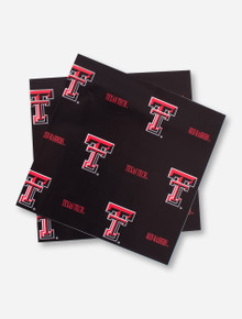 Texas Tech Double T Wrapping Paper