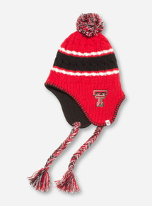 "47 Brand Texas Tech ""Mckenzie"" Red Beanie"