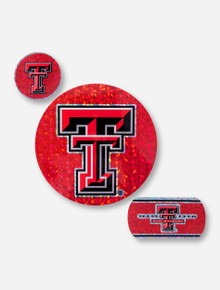 Texas Tech Prismatic Magnets