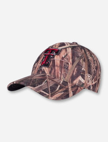 Top of the World Texas Tech Red Raiders Floral Cove Snapback Visor
