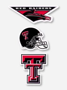 Texas Tech Red Raiders Multi-Magnets