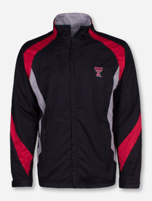 "Antigua Texas Tech ""Tempest"" Men's Black Jacket"