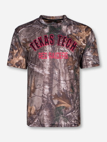 Arena Texas Tech RealTree Trail Camo T-Shirt