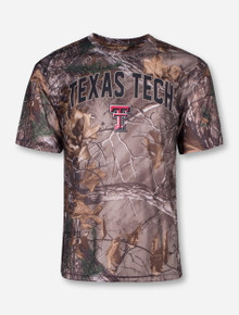 Arena Texas Tech RealTree Woods T-Shirt