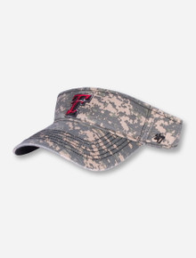 "47 Brand Texas Tech ""Operation Hat Trick Hemley"" Camo Visor"