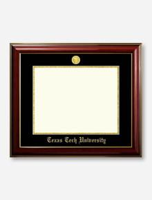 Gold Medallion Classic Mahogany Gold Trim Diploma Frame U5