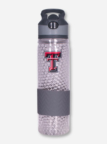 Texas Tech Double T on Bubble Water Bottle
