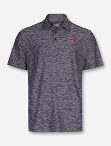 "Under Armour Texas Tech ""Twisted"" Polo"