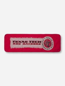 Texas Tech Lone Star Pride Quilted Table Runner