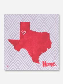 Texas Tech Home Canvas