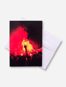 Texas Tech Guns Up Inferno Photo Card