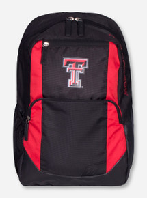 """Texas Tech """"Closer"""" Black and Red Back Pack"""