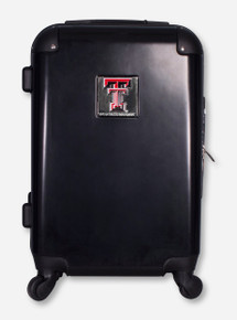 Texas Tech Double T Hardside Travel Suitcase